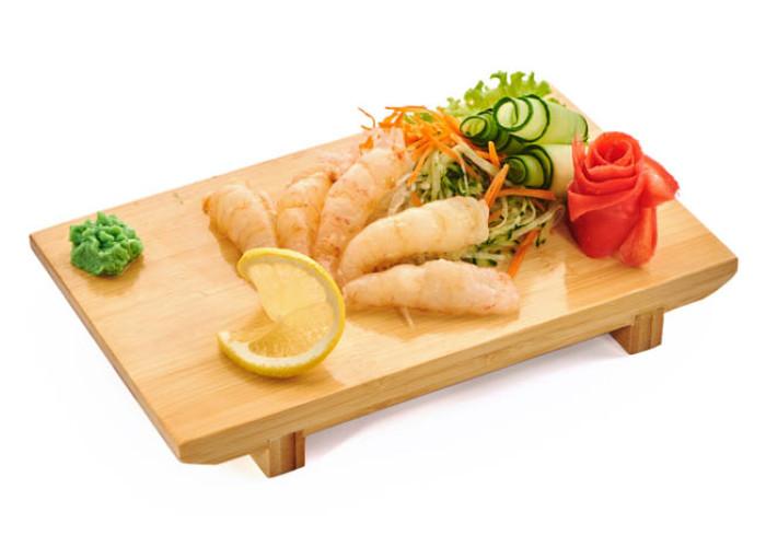 Креветка сладкая сашими