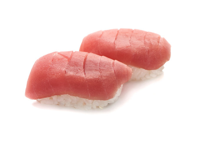 Тунец суши 2шт