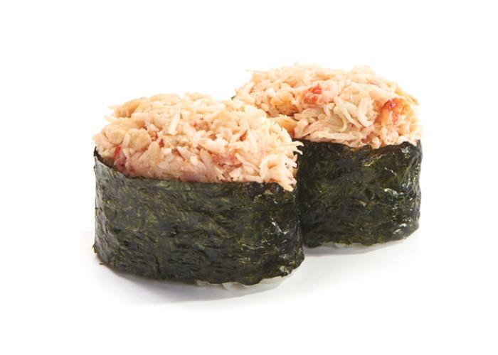 Краб суши 2шт